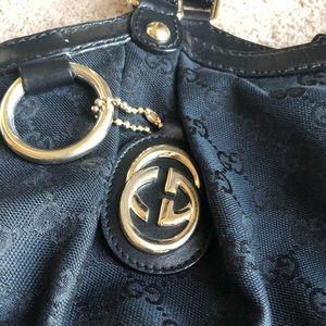Authentic Gucci Sukey tote bag